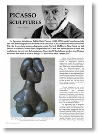 Picasso Sculptures